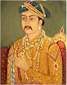 Mughal King Akbar